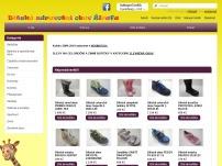 Dětská zdravotní obuv – Ivana Ransdorfová