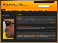 MUDr. Igor Vícha, Ph.D. - oční lékař