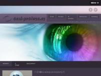 Výroba skleněných očních protéz - Jiřina Hykmanová