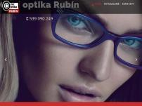 Oční optika RUBÍN