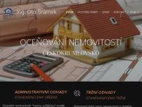 Odhadce nemovitostí – Ing. Oto Šrámek