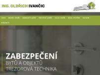 Ing. Oldřich Ivančic - Zabezpečovací zařízení