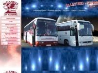 Ján Kandráč - OLIJAN BUS - autobusová doprava