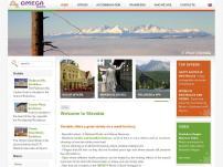Omega Tours - cestovná kancelária