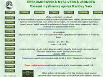 Českomoravská myslivecká jednota, o.s., okresní myslivecký spolek Karlovy Vary