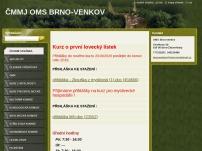 Českomoravská myslivecká jednota, o.s., okresní myslivecký spolek Brno-venkov