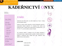 Kadeřnictví ONYX