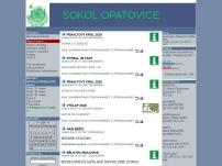 TJ Sokol Opatovice, z.s.