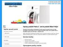 Milan Foltýn – servis praček