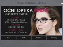Drahoslava Rusová – OČNÍ OPTIKA RUSSO