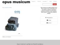 Opus Musicum, o.p.s.