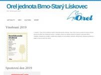 Orel jednota Brno - Starý Lískovec