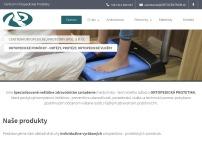Ortopedické a protetické pomôcky