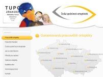 Česká společnost ortoptistek