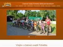Chatová osada Pohádka