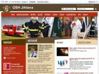 Sdružení hasičů Čech, Moravy a Slezska, okres Jihlava