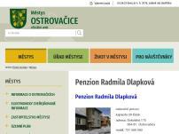 Penzion Radmila Dlapková