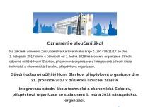 Odborné učiliště Horní Slavkov