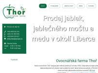 Ovocnářství Liberec – Miloš Thoř