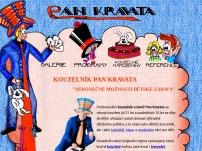 Kouzelník pro děti Pan Kravata