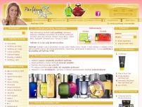 Parfémy STAR – internetová parfumerie