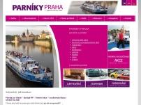 Parníky Praha