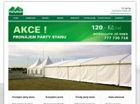 PartyStanPronajem.cz