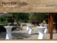 Party styl - catering