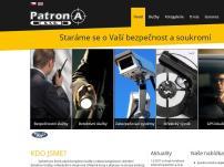 PATRON - A s.r.o.