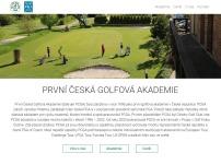 První Česká Golfová Akademie - Praha, s.r.o.