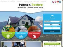 Pension Pochop – ubytování Benecko