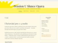 Pension U Slunce