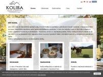 Reštaurácia a penzión Koliba