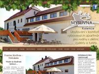 Penzion - restaurace Myslivna