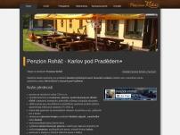Penzion Roháč