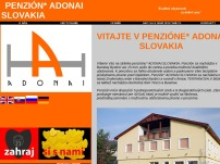 Penzión Adonai Slovakia
