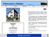 Penzión u Bieleka, Pribylina