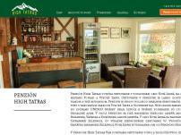 Penzión High Tatras, s.r.o.