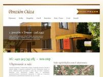 Penzión Oáza