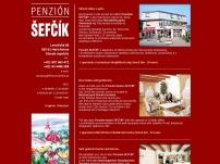 Penzión ŠEFČÍK