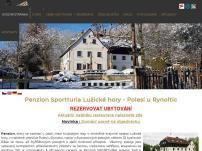 Penzion a Restaurant Sportturia – Lužické hory