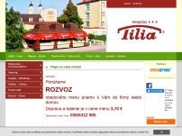 Penzión Tilia ***