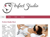 Perfect Studio Most