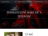 Permanentní make up a tetování  Jana Zachariášová