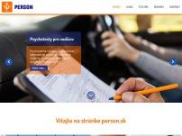 Person - firemné vzdelávanie