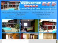 Apartmánový dom Red