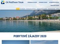 CK PIEŠŤANY - TOUR s.r.o.