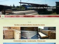 Dřevařská výroba Petr Svoboda