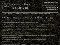 Kamenictví - Pavel Tošnar