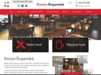 Restaurace Štupartská